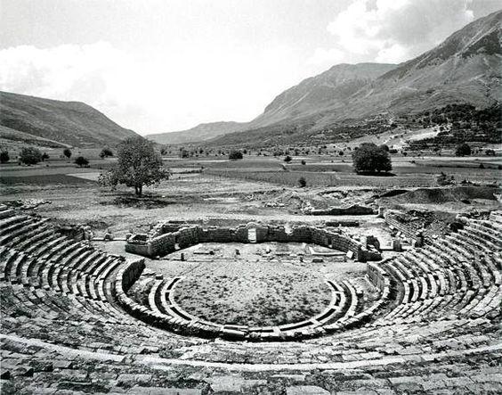 archeo-theatro-dodonis-maios-1962-dimitris-charisiadis « Κοινο_Τοπία