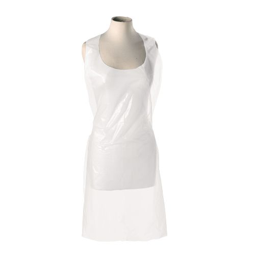 Envirotex Disposable Aprons on a Roll White x 200 Disposable plastic aprons on a roll - white x 200 Ideal for clinic, practice, medical, catering and beauty enviroments. Unisex aprons  http://www.MightGet.com/january-2017-11/envirotex-disposable-aprons-on-a-roll-white-x-200.asp