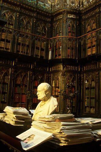 Biblioteca del Senado (Madrid, España)
