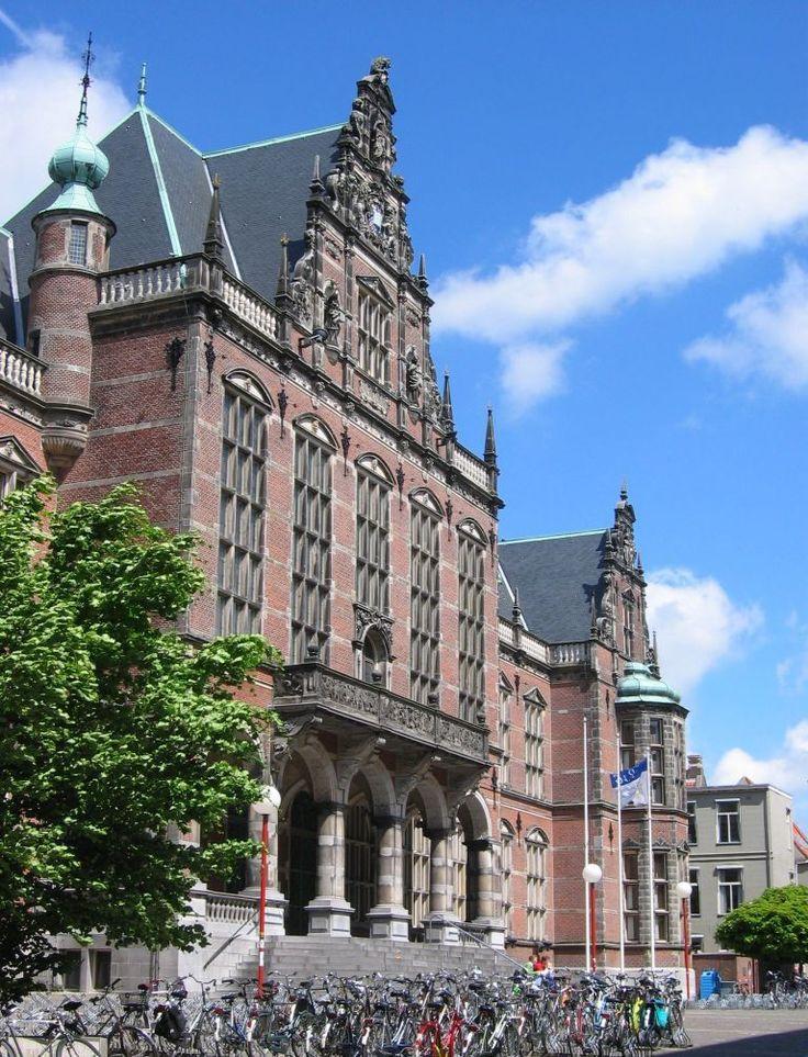 RijksUniversiteit Groningen - University of Groningen - Groningen - Wikipedia, the free encyclopedia