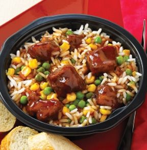 M&M Meat Shops - Barbecue Beef Bowl