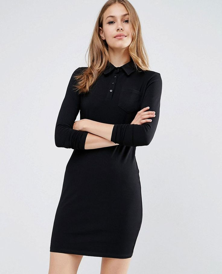 brave long sleeve polo shirts outfit 9