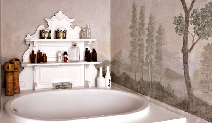 desire to inspire - desiretoinspire.net - The architect's home2: Bathroom Design, Interiors Style, Palazzo Orlandi, Interiors Bathroom, Japan Style, Japanese Style, Bath Beautiful, Style Bathroom, Bathtubs Storage