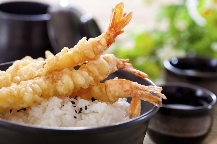 Non friggere, prova la tempura!
