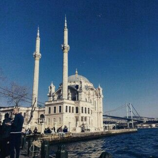 #Ortaköy Camii #istanbul