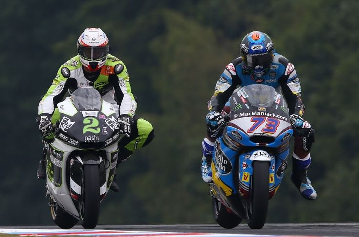 Raffin, Alex Marquez, Moto2, Czech MotoGP 2016