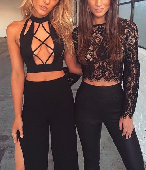 lace up + lace #missguided
