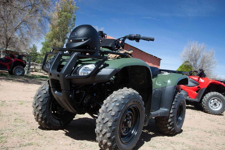 New 2016 Honda Recon ES ATVs For Sale in Florida. 2016 Honda Recon ES, 229cc air-cooled OHV longitudinally mounted single-cylinder four-stroke Automatic clutch ESP Five-speed with Reverse Direct rear driveshaft Front suspension: Independent double-wishbone; 5.1 inches travel Rear suspension: Swingarm with single shock; 4.9 inches travel Curb weight: 441 lbs. (includes all standard equipment, required fluids and a full tank of fuel-ready to ride) Fuel capacity: 2.4 gallons, including…