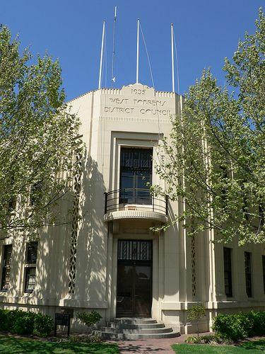 Art Deco Buildings South Australia The building has deteriorated