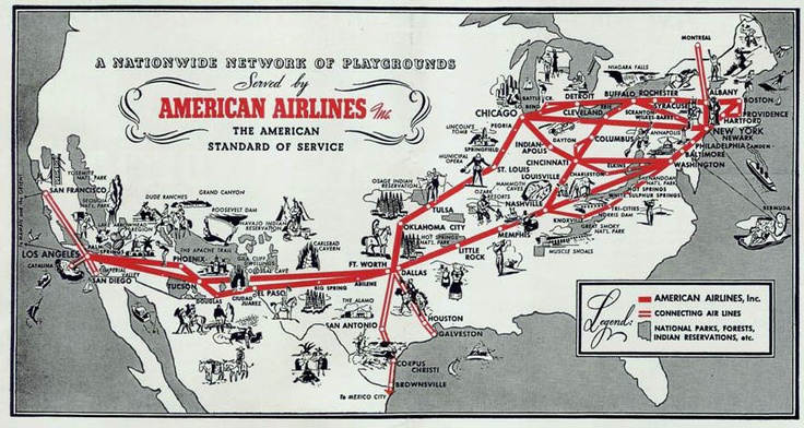 The History of Airline Industry