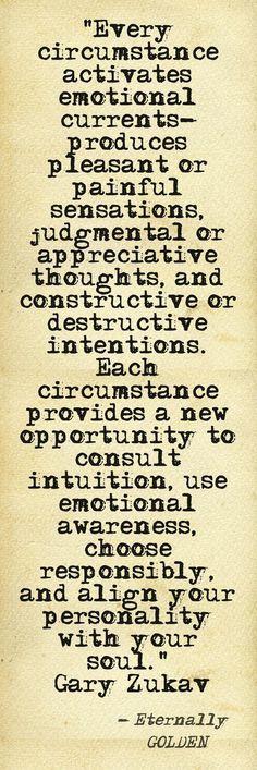 Gary Zukav Intention quot Gary Zukav This quote courtesy of