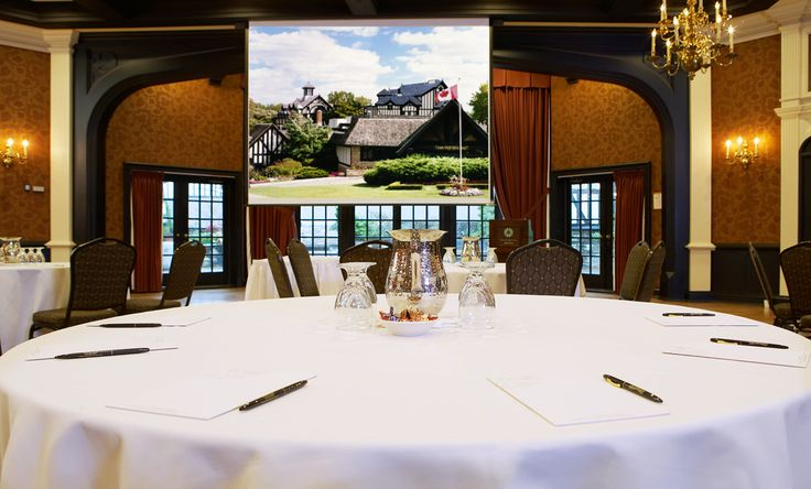 Make Your Meetings More Productive | Old Mill - Toronto Hotel