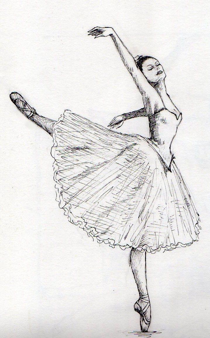 A pequena bailarina