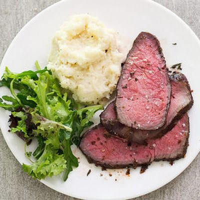 America S Test Kitchen Top Sirloin Roast Recipe