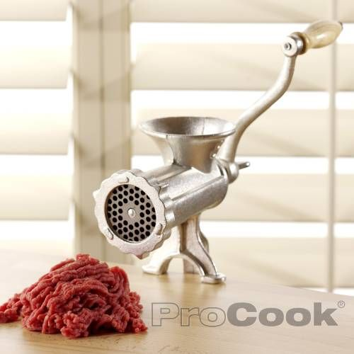 Meat Mincer Size 8 | Pasta Makers & Meat Mincers from ProCook