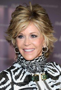Jane Fonda... Met her at Albuquerque airport years ago. She looks fabulous!