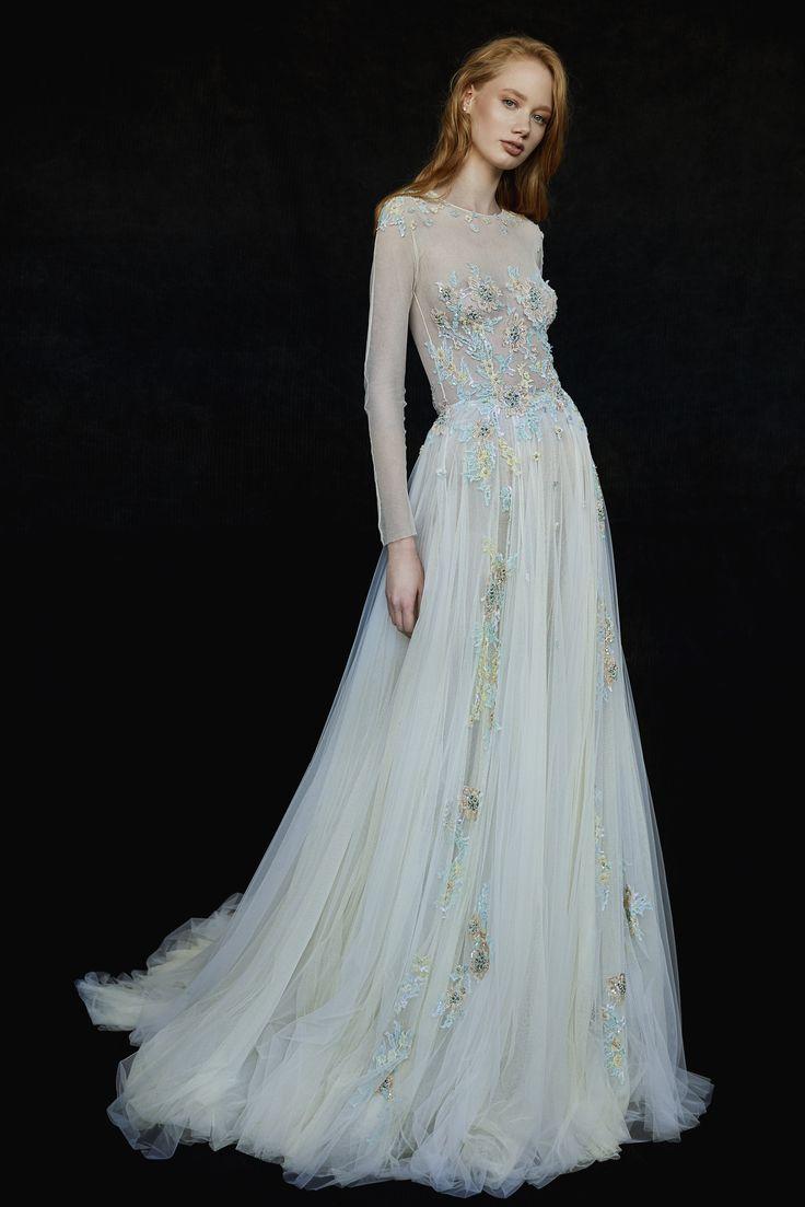 Vera Wedding Gown #VeraWeddingGown #OtiliaBrailoiuAtelier #weddingdress