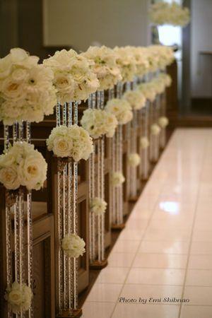 挙式をした人の平均金額は35000円!チャペル・人前式装花の画像まとめ。 - NAVER まとめ