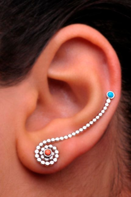 Hey, I found this really awesome Etsy listing at http://www.etsy.com/listing/157415858/ear-cuff-wrap-ear-climber-sterling