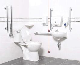 63 best Senior Bathroom images on Pinterest   Bath remodel ...