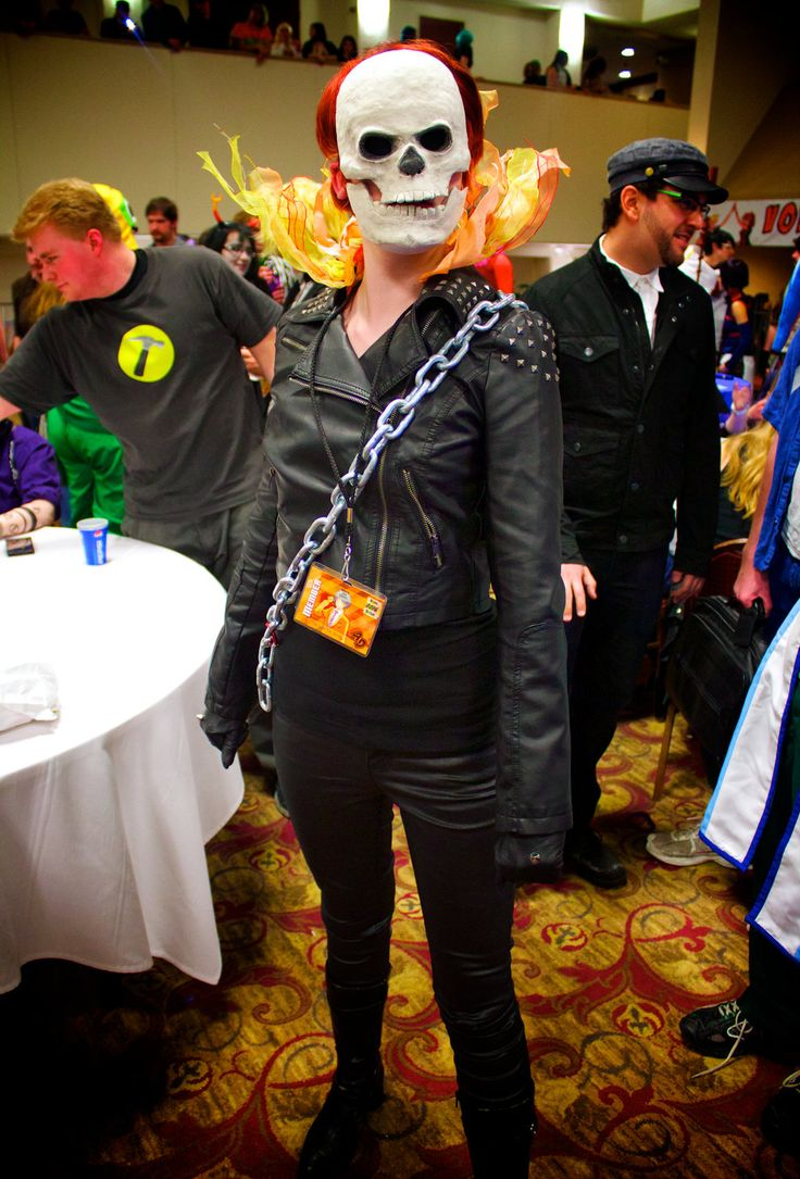 92 best ghost rider costume images on Pinterest