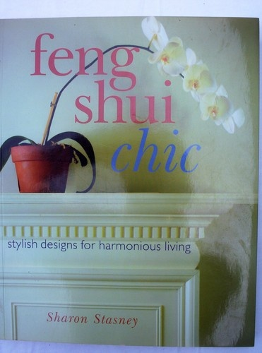"""'""""Fen Shui Chic: Stylish Designs for Harmonious Living""""' is going up for auction at  5pm Wed, Jun 6 with a starting bid of $3."""