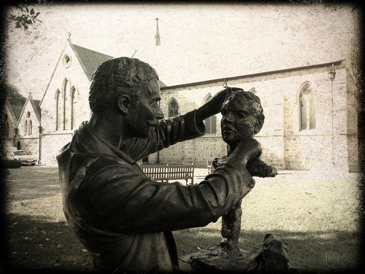 Statue #Perth #Fremantle