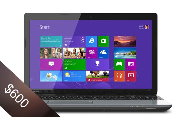 10 Black Friday laptop deals that pass the crap test | PCWorld Toshiba Satellite S55-A5376 $600 with optical and core i7