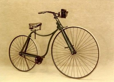 Safety Bicycle de 1885