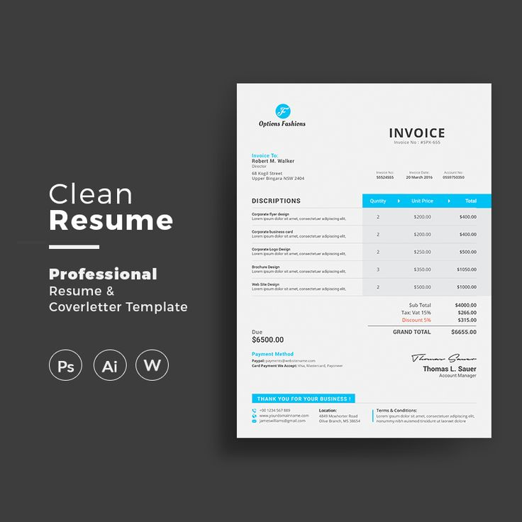 100 best Invoice Template images on Pinterest Invoice template - invoice logo