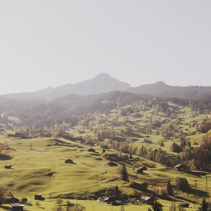 Swiss postcards, part II.