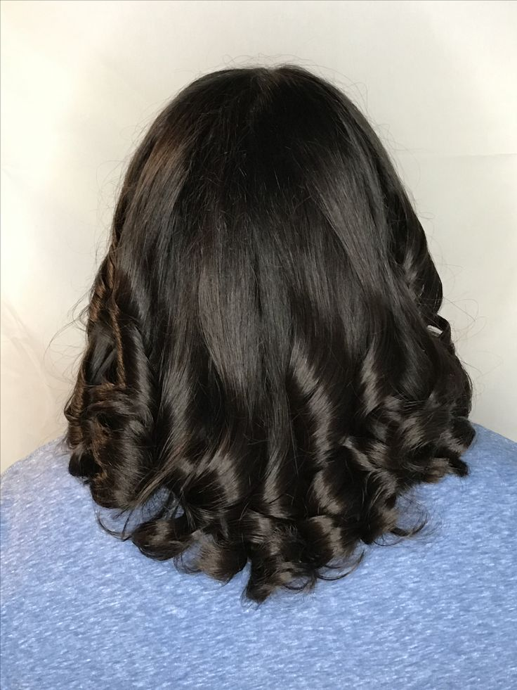 Blow dry style by shaina nussbaum blowdry styles long