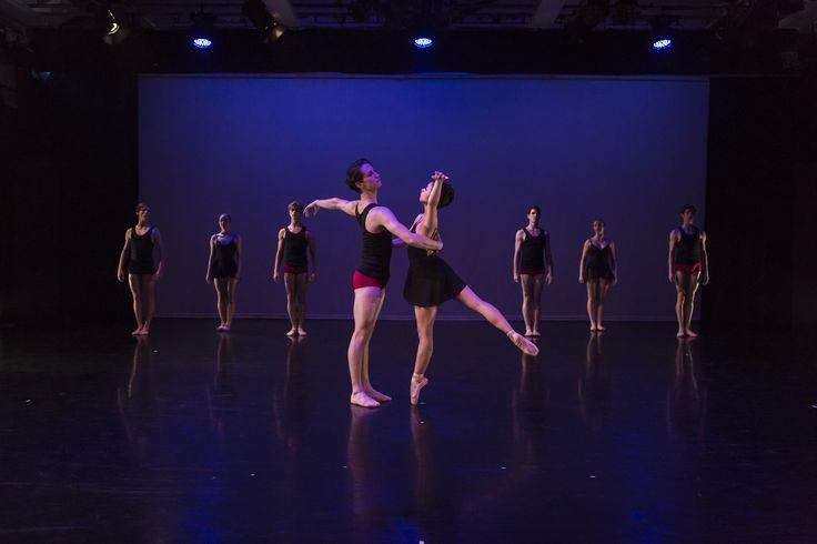 Queensland Ballet's Neneka Yoshida and Nathan Brook Photo Christian Tiger