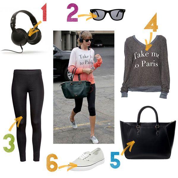 Uno #street #style alla #Taylor #Swift Sogni di #sfoggiare il #look della cantautrice #spendendo #poco? #Melarossa ti aiuta a farlo! Clicca sul link per saperne di più http://bit.ly/1pg2m8d