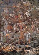 The Fairy Feller's Masterstroke 1858-64  by Richard Dadd