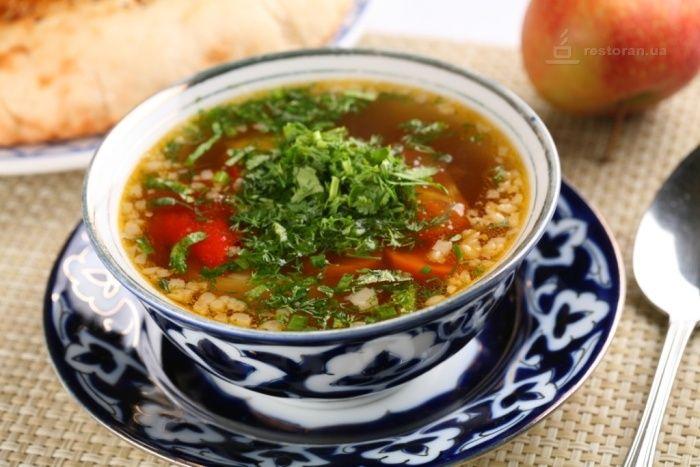 Как называется густой суп из моллюсков