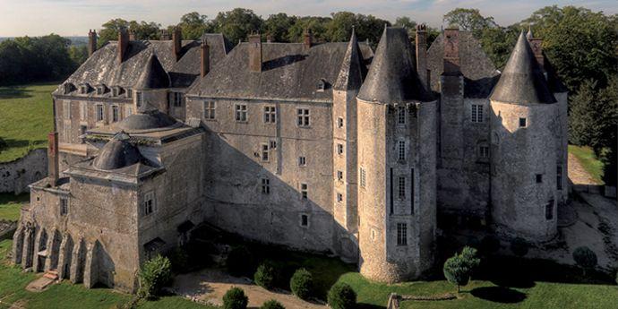 Château de Meung-sur-Loire, Loiret