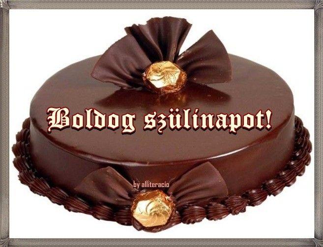 születésnap, képeslap, torta