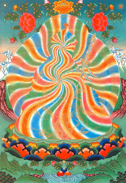 Rainbow Body of Guru Rinpoche