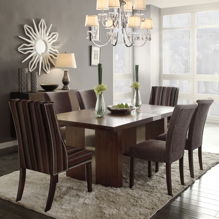 17 best images about ellen on pinterest dining sets for Inspire q dining room chairs