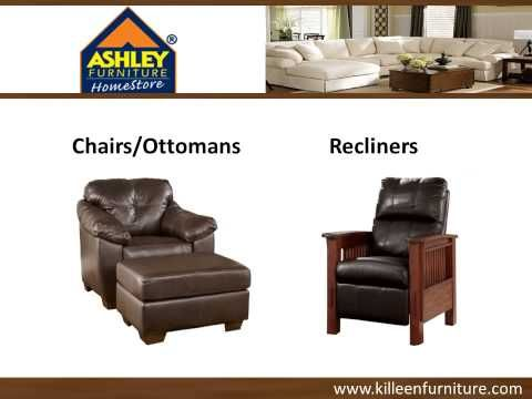 Ashley Furniture HomeStore Is A Renowned Store Providing Stylish Living Room For The Residents Of Killeen TX