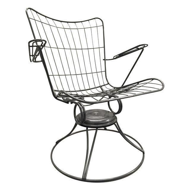 Restored Mid Century Modern Homecrest Swivel Chair   eBay319 best Time Traveler Decor images on Pinterest   Mid century  . Mid Century Modern Chairs Ebay. Home Design Ideas