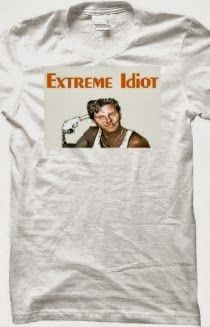 Extreme idiots T-Shirt
