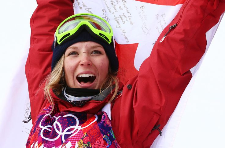 Dara Howell Gold in Women's Slopestyle Skiing