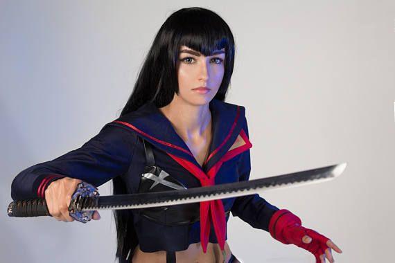 Kill la Kill Matoi Ryuko Cosplay Costume