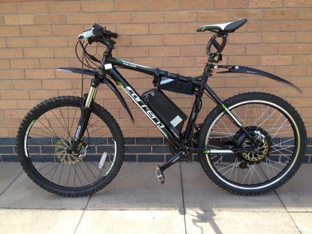 Carrera Electric Bike Conversion Electric Bike Kits Bike Kit