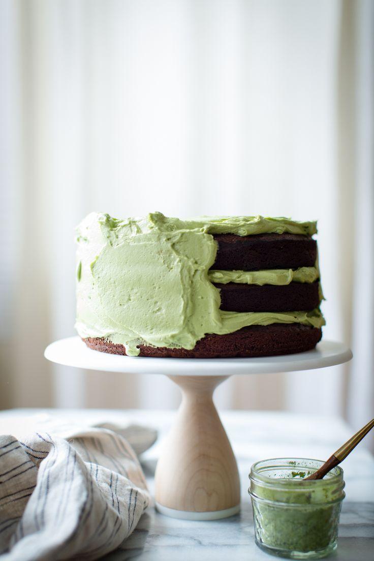Cream cheese icing for chocolate zucchini cake