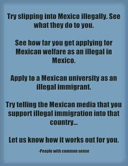 TRUTH!! Not only Mexico, try it in any other country than the US!