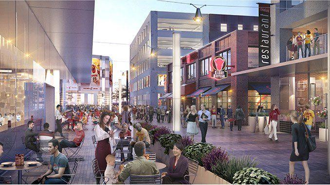 nuCLEus Mixed Use Development | Cleveland, Ohio, USA | NBBJ #conceptual #retail