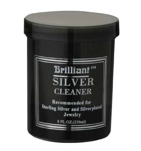 Brilliant Silver Jewelry Cleaner with Cleaning Basket